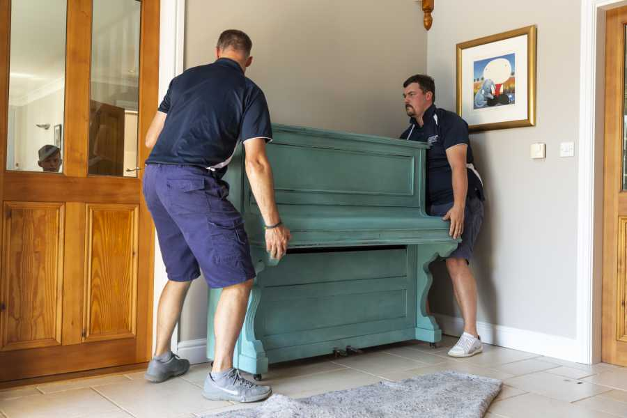 Piano removals by Metro Removals