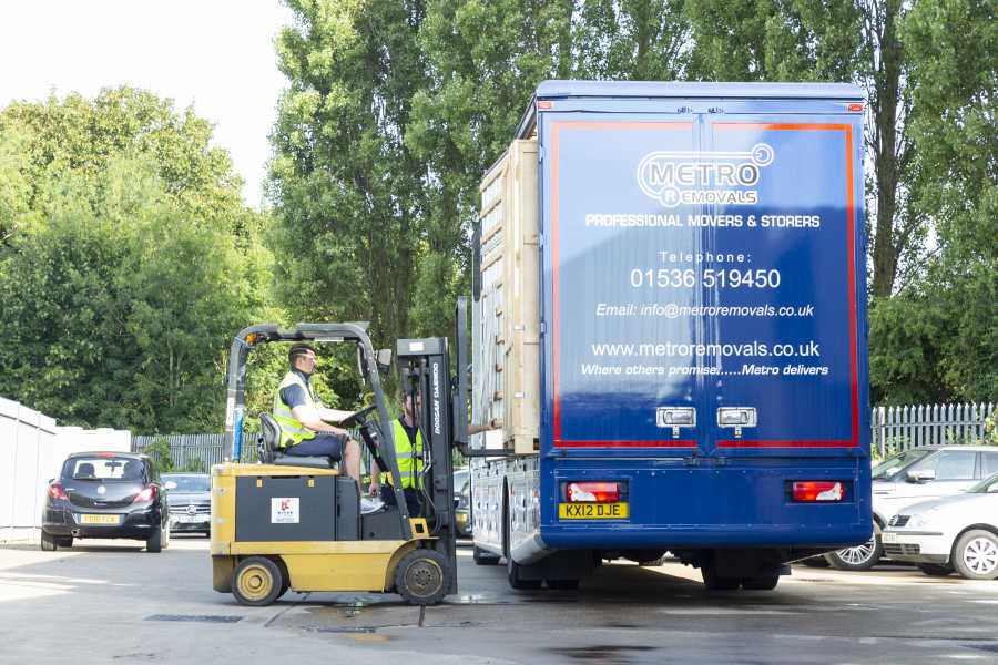 Storage Services in Kettering