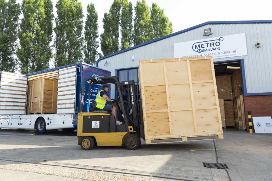 Secure Storage in Kettering