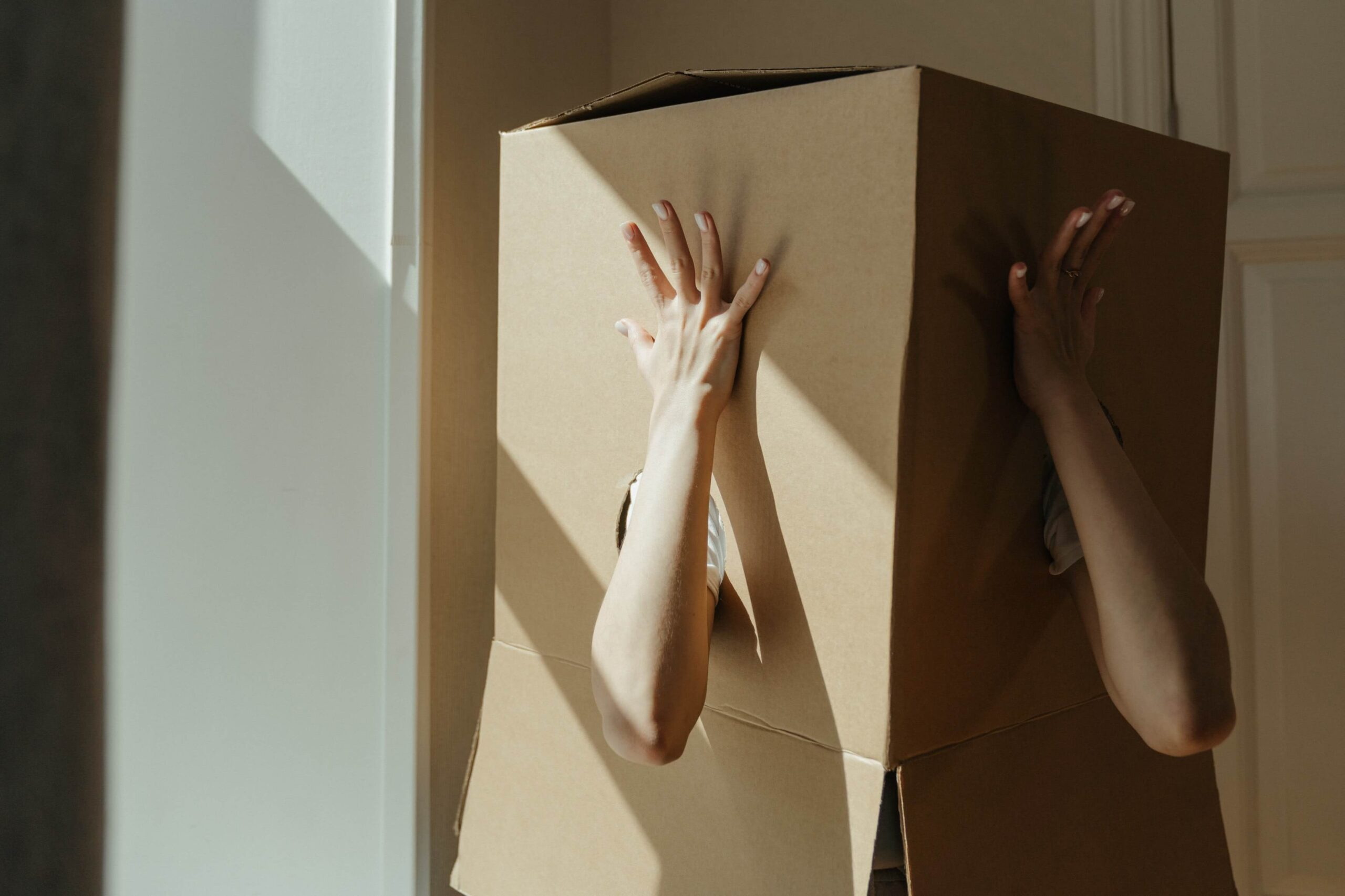 How does moving house affect children?